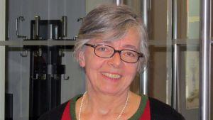 folkloristiikan professori Ulrika Wolff-Knuts Åbo Akademista.