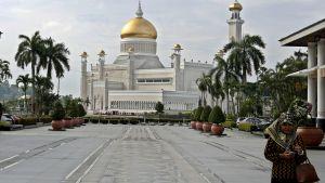 Islamilainen moskeija.