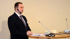 Konsuli Mikhail Viktorovitsj Noskov
