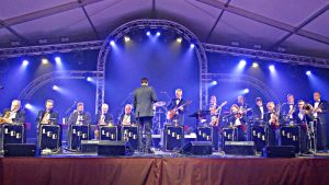 Lahden Jazztori vuonna 2013.