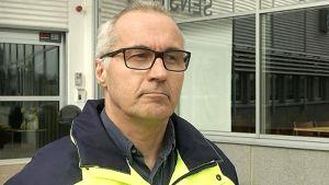 Sosiaalidemokraattien Lapin piirin toinen varapuheenjohtaja, puoluekokousedustaja Martti Rauhala Torniosta.