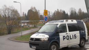 Poliisi tutkii tilannetta Vantaan seudun steinerkoululla.