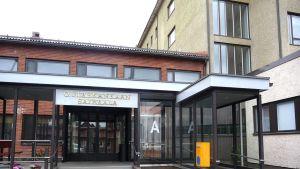 Oulaskankaan sairaala Oulaisissa.