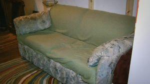 Sohva.