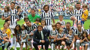 Junvetus voitti Italian Serie A:n.