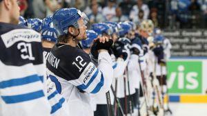 Leijonat pettynyt Olli Jokinen
