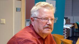 Osmo Ukkonen on SDP:n  Mikkelin kunnallisjärjestön puheenjohtaja.