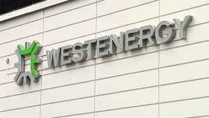 Westenergyn logo.
