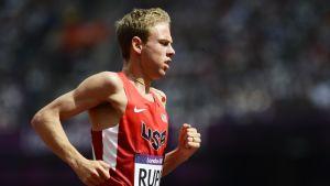 USA:n juoksija Galen Rupp.