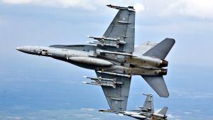 Hornet F-18