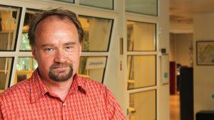 Metsähallituksen Lapin Luontopalvelujen aluejohtaja Jyrki Tolonen