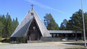 Karigasniemen kappeli