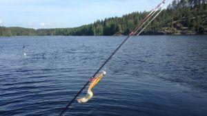 Kalastuksessa on hohtoa, vaikka kalaa ei saisikaan.