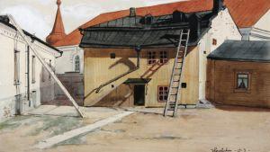 Victor Svaetichin, Keisarinkatu 11, Viipuri, 1913.