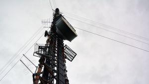 Tervolan radio- ja tv-masto