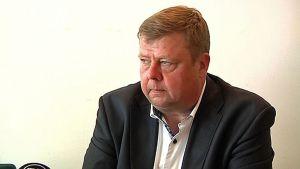 Kaivosyhtiö Talvivaaran toimitusjohtaja Pekka Perä