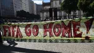 Brasilia mielenosoitus
