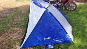 Luminen teltta