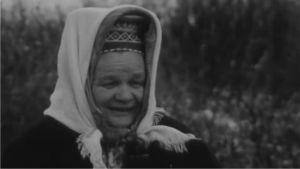 Maa'ren Gauriloff leudde Yle arkiivavideos.