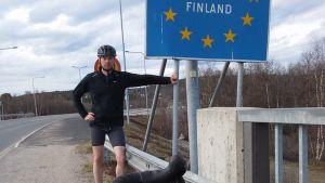 Vihdoin Suomessa!