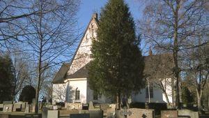 Janakkalan Pyhän Laurin kirkko.