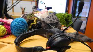 Lankoja ja kuulokkeet