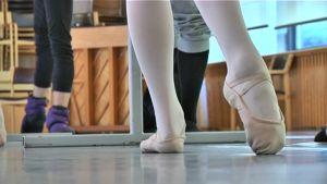 balettitossut