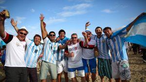 Argentiiinan jalkapallofaneja
