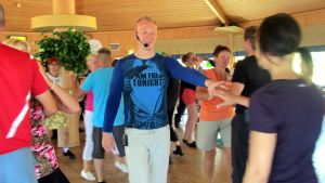 Tanssinopettaja Antti Törmänen