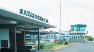 Lappeenrannan lentokenttä.