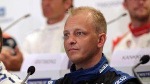 Mikko Hirvonen kuvassa