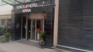 Original Sokos Hotel Oulu.
