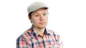 Mediatoimittaja Tommi Parkkinen