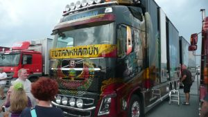 Power Truck Show rekka