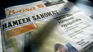 Hämeen Sanomat, tabloidkoon lehtiosat
