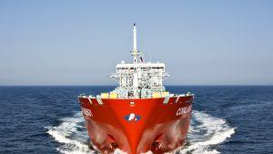 LNG alus