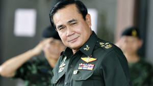 Prayuth Chan-ocha.