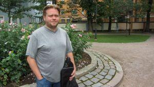 Kitaristi Matti Oja on mukana seuraavassa Voice of Finlandissa.