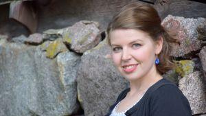 Laulaja Elina Arlin