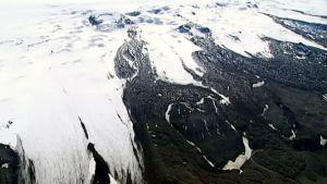 Kuvaa Islannin jäätiköistä elokuussa 2014.