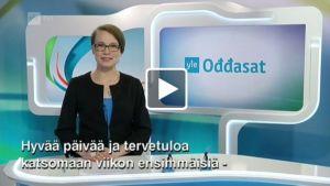 Yle ođđasat 25.08.2014.
