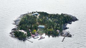 Boistön saari.