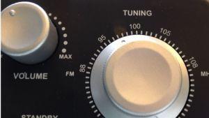 Radiovastaanottimen taajuusvalitsin