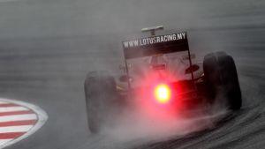 F1-auton jarrut kuvassa