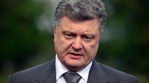 Walesin Nato-kokouksessa vieraillut Ukrainan presidentti Petro Porošenko kuvaili saavutettua sopua merkittäväksi.