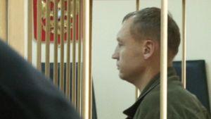 Pidätetty virolaispoliisi Eston Kohver.
