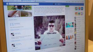Antti Tuisku osallistuu Facebookissa kutsumua-kampanjaan