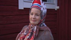 Tanja Sanila on mukana luottamusmiesvaaleissa 2014.