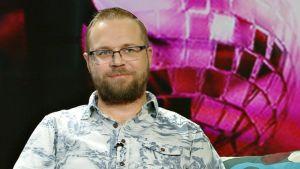 Alkoholitutkija Antti Maunu.