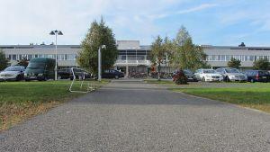 Länsi-Pohjan keskussairaala